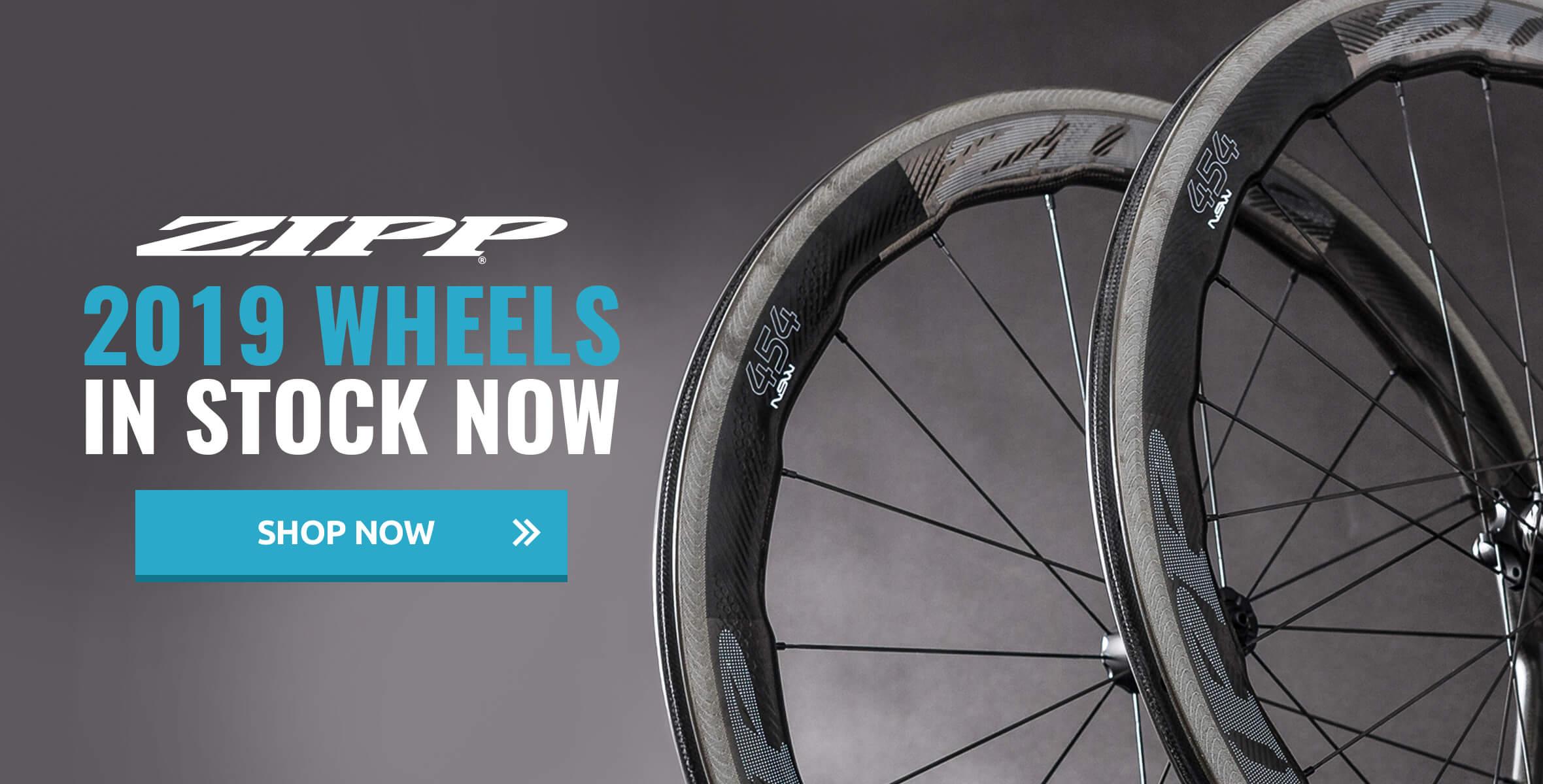 Zipp 2019 Wheels in Stock Now