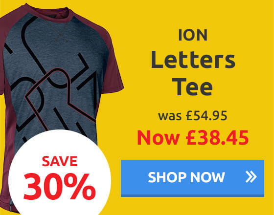 ION Letters Tee