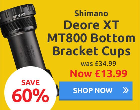 Shimano Deore XT Bottom Bracket Cups