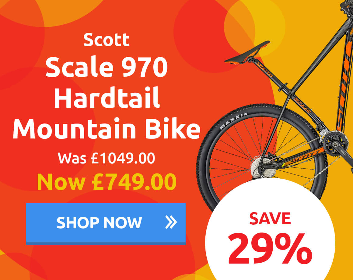 Scott Scale 970 Hardtail MTB