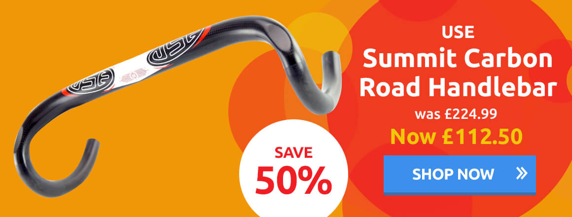 USE Summit Carbon Handlebar