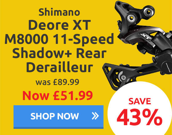Shimano Deore XT M8000 11-Speed Shadow Rear Derailleur