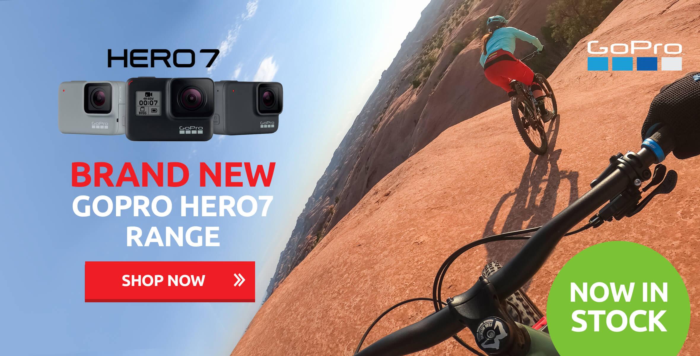 GoPro Hero7 Range