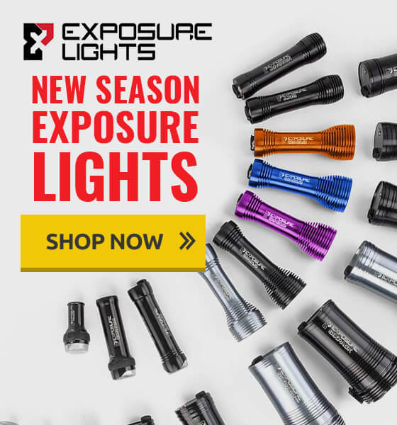 New Season Exposure Lights - Huge Stocks