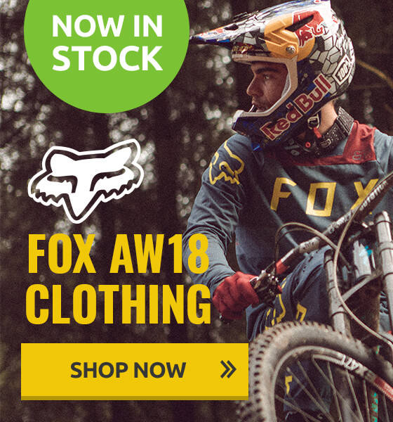 FOX AW18 Now In Stock