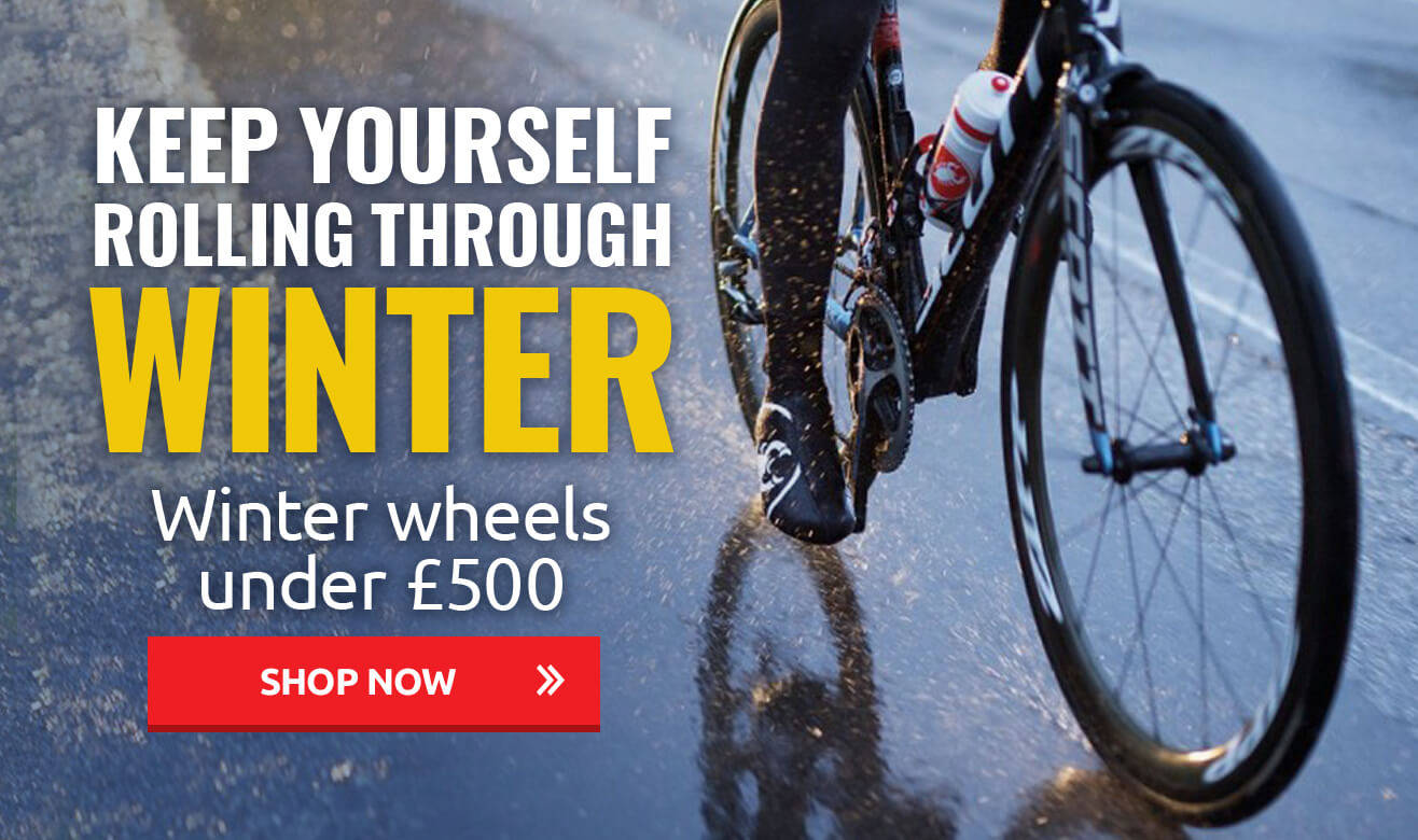 Keep Yourself Rolling Through Winter