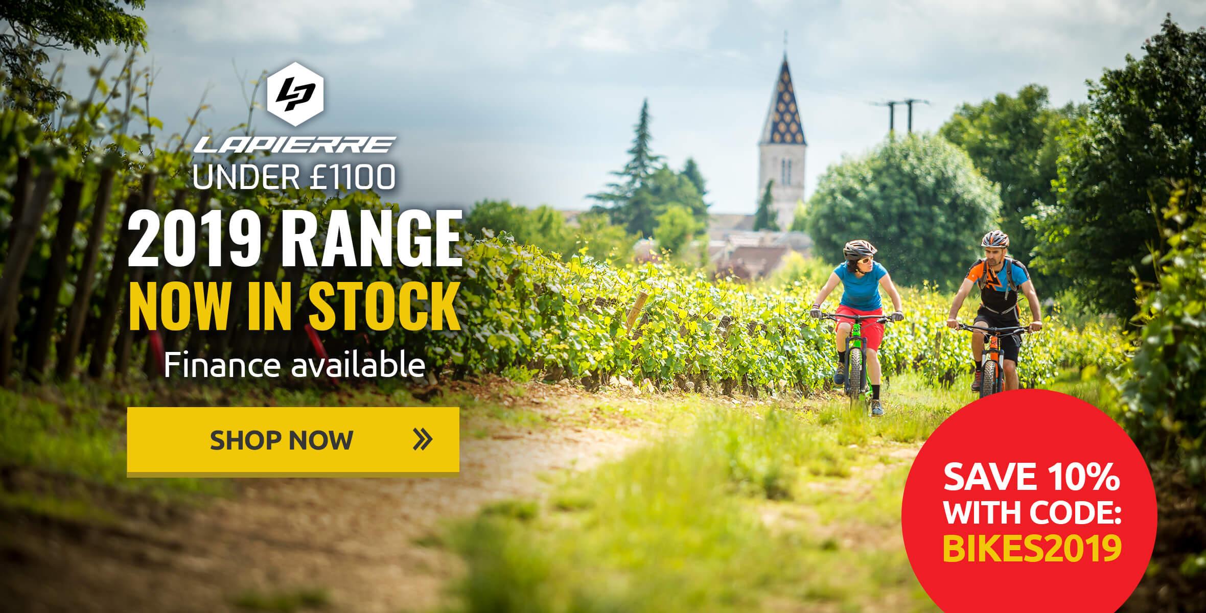 2019 Range Now in Stock