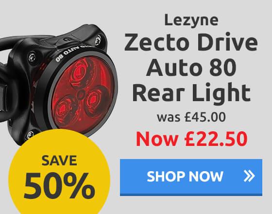 Zecto Drive Auto 80 Rear Light