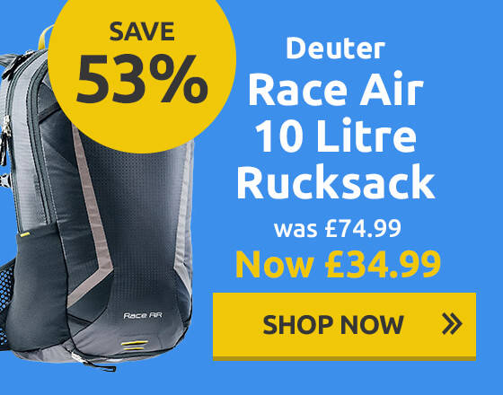 Deuter Race Air 10 Litre Rucksack