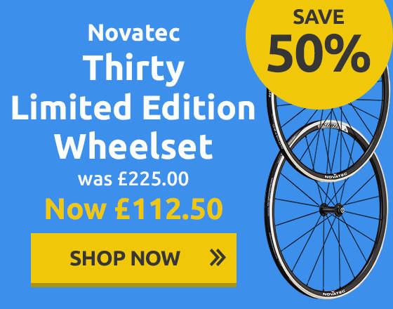 Novatec Thirty Limited Edition Wheelset