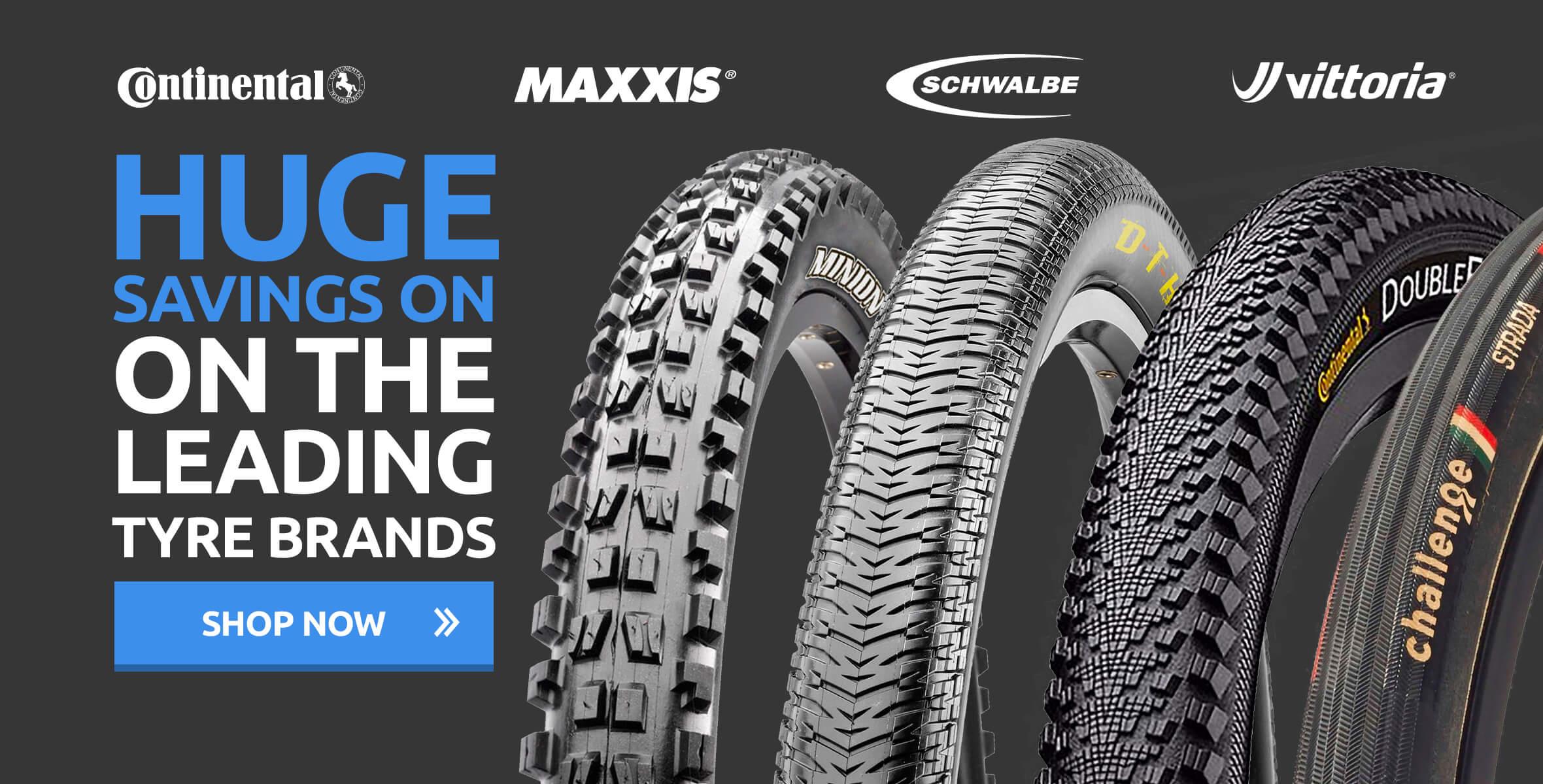 Huge Savings on Leading Tyre Brands