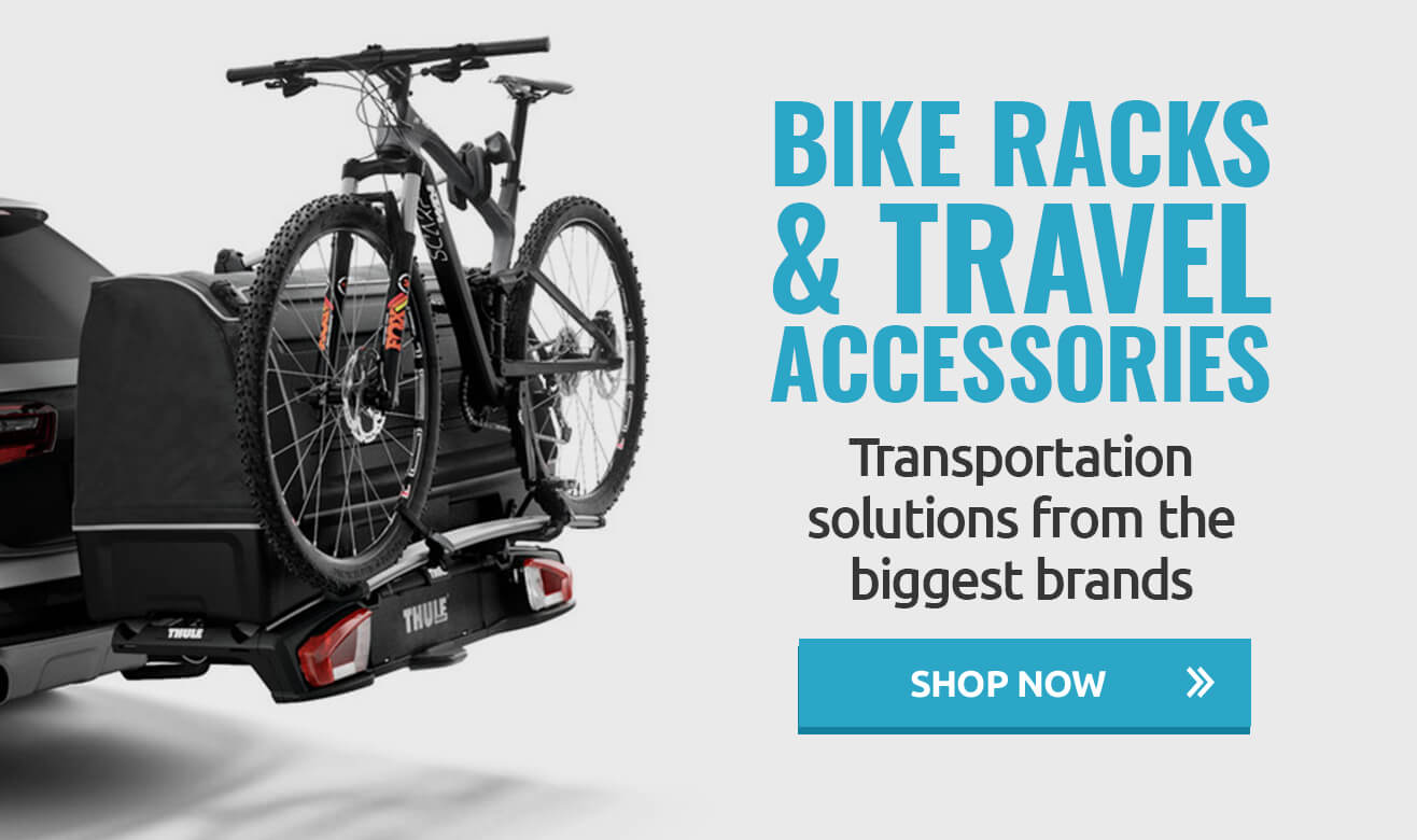 Bike Racks & Travel Accessories