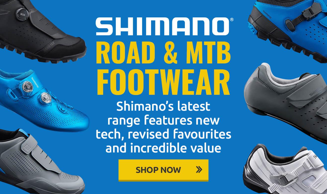 Shimano Road & MTB Footwear