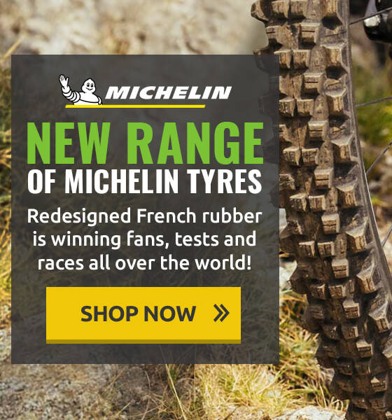 Massive new range of Michelin Tyres now available!