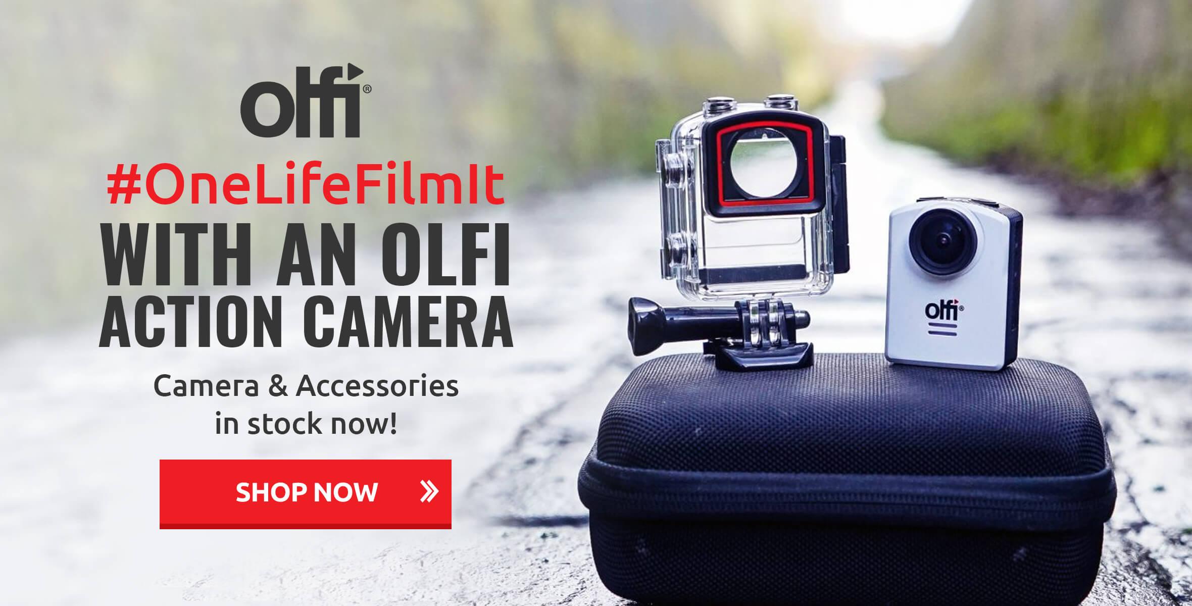 Olfi Cameras & Accessories