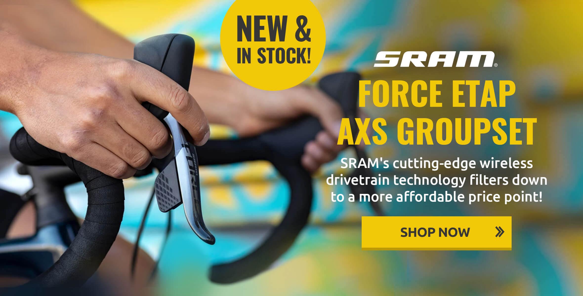 SRAM Force eTap AXS Groupset