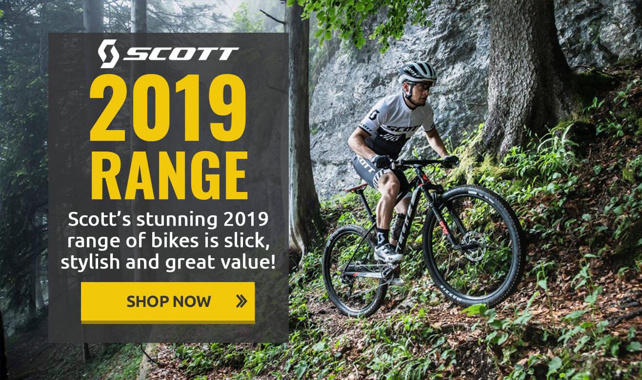 Scott 2019 Bikes