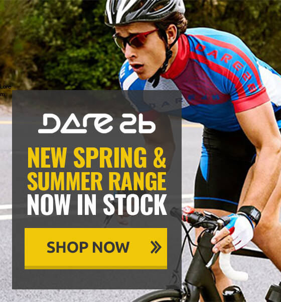 New Dare2B Spring/Summer range now in stock!