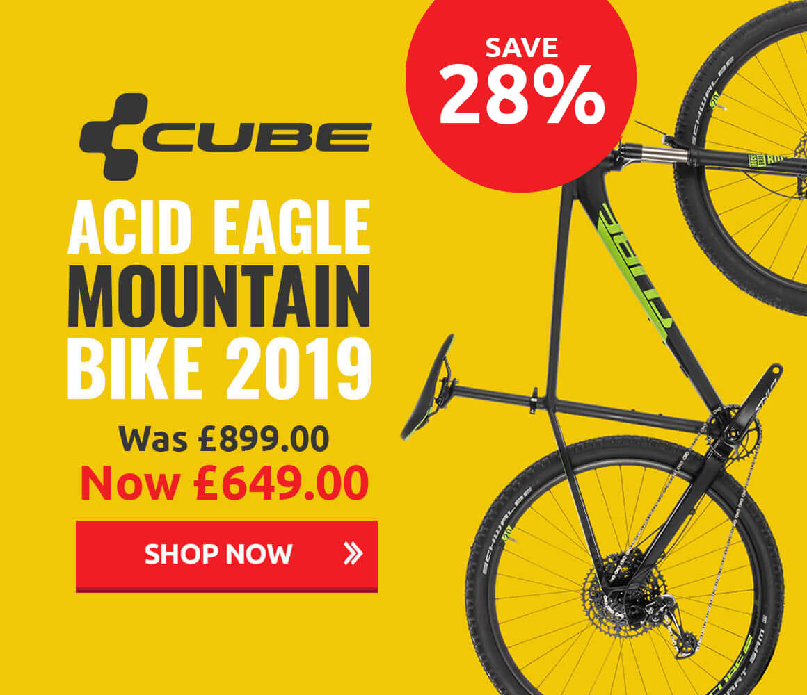 Cube Acid Eagle Mountain 2019 Bike
