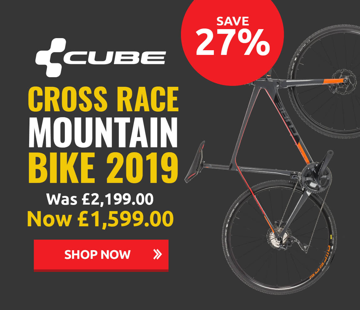 Cube Cross Race Mountain 2019 Bike