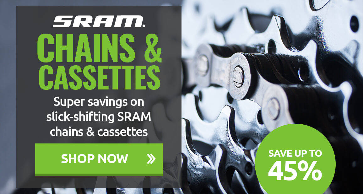 SRAM Chains & Cassettes