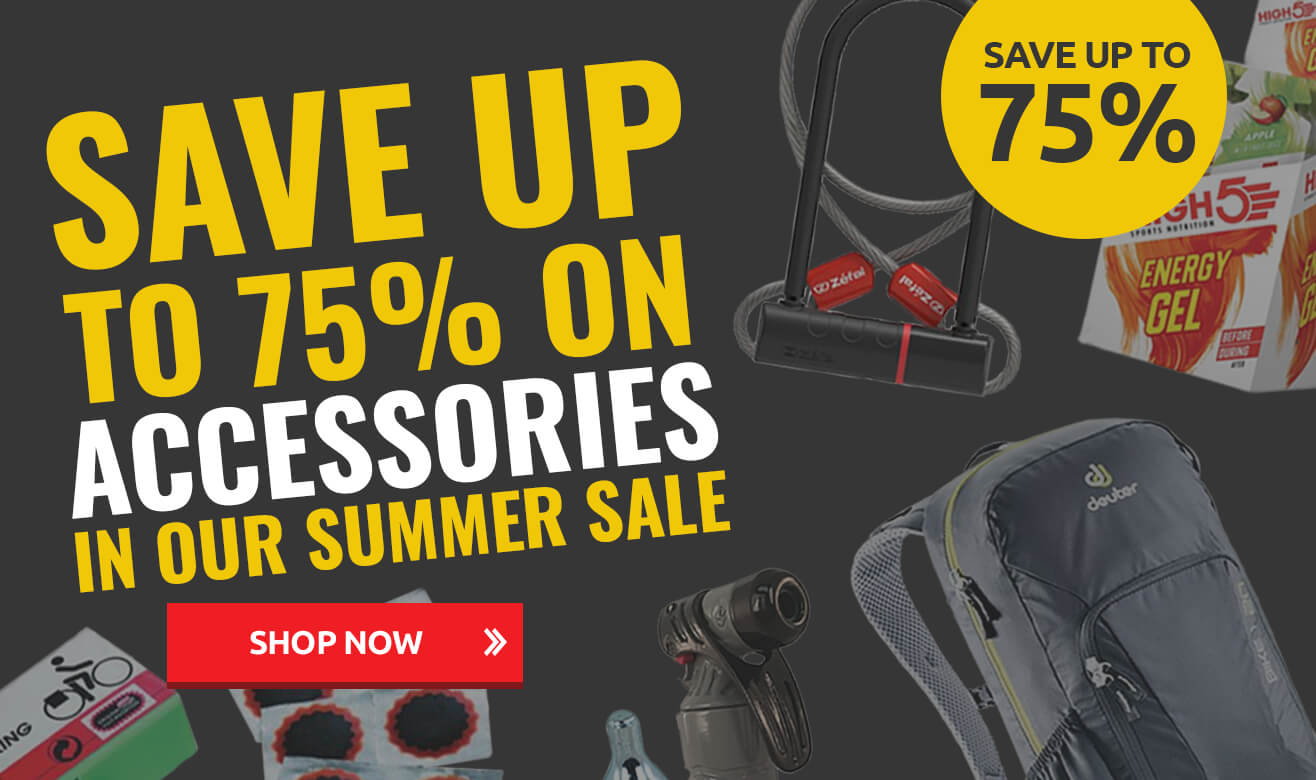 Save up to 75% on Accessories in Our Summer Sale