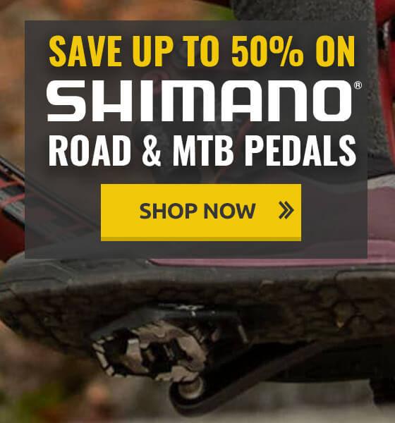 Shimnao Road & MTB Pedals