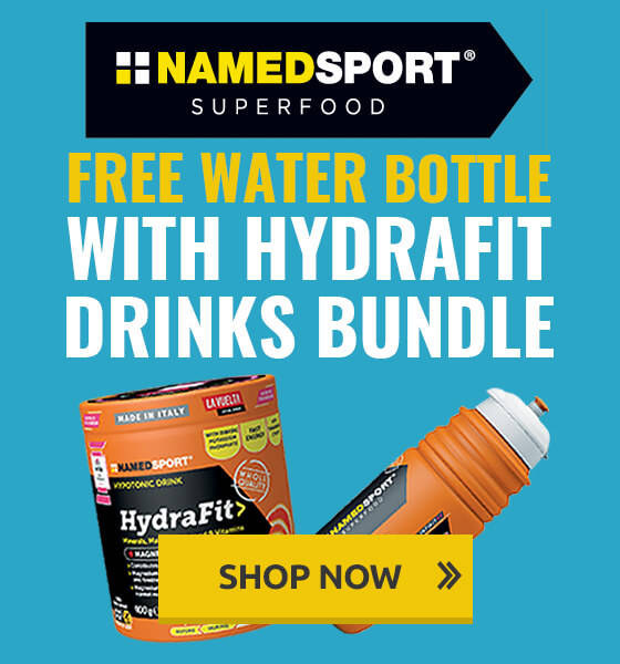 NamedSport Hydrafit drinks bundle