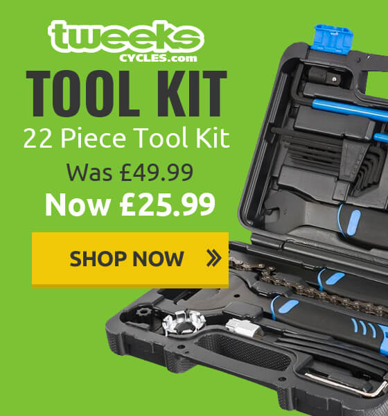 Tweeks Cycles Tool Kit