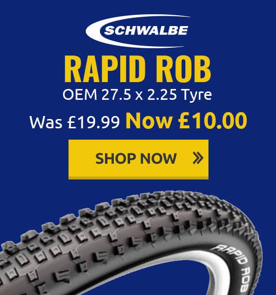 Schwalbe Rapid Rob Tyre