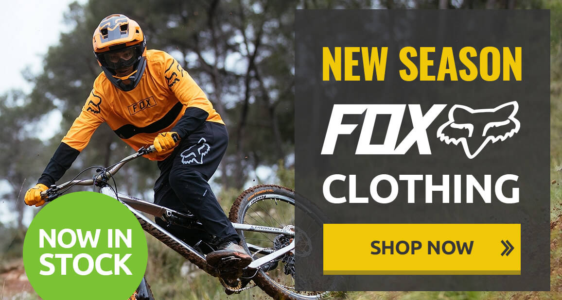 New Season - Fox Clothing - In Stock Now
