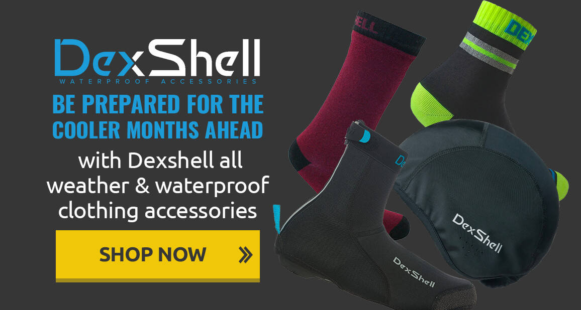 Dexshell all weather & waterproof clothing accessories
