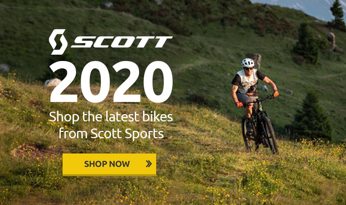 Scott 2020 Bike Range