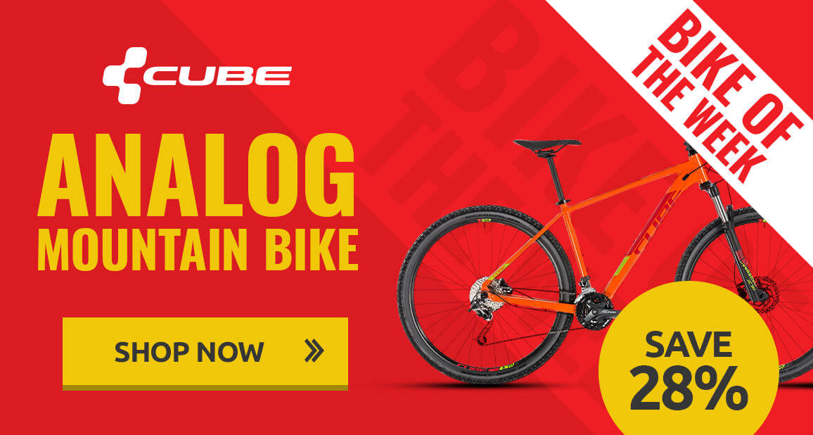 Bike of the Week - Cube Analog Mountain Bike
