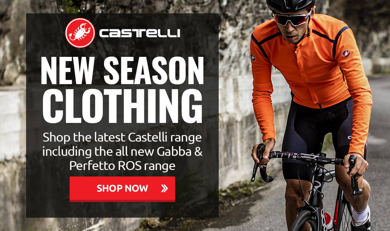 New Season Castelli Clothing