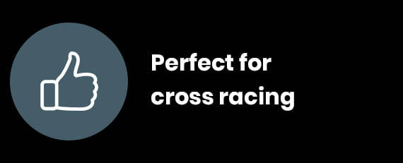 Perfect for cross racing