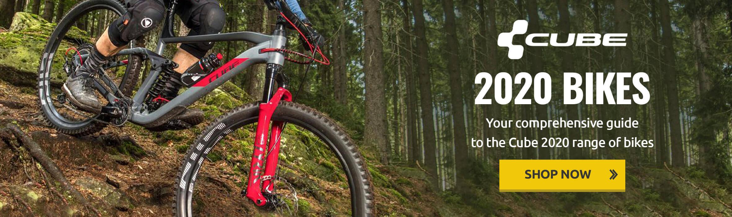 Cube 2020 Bikes