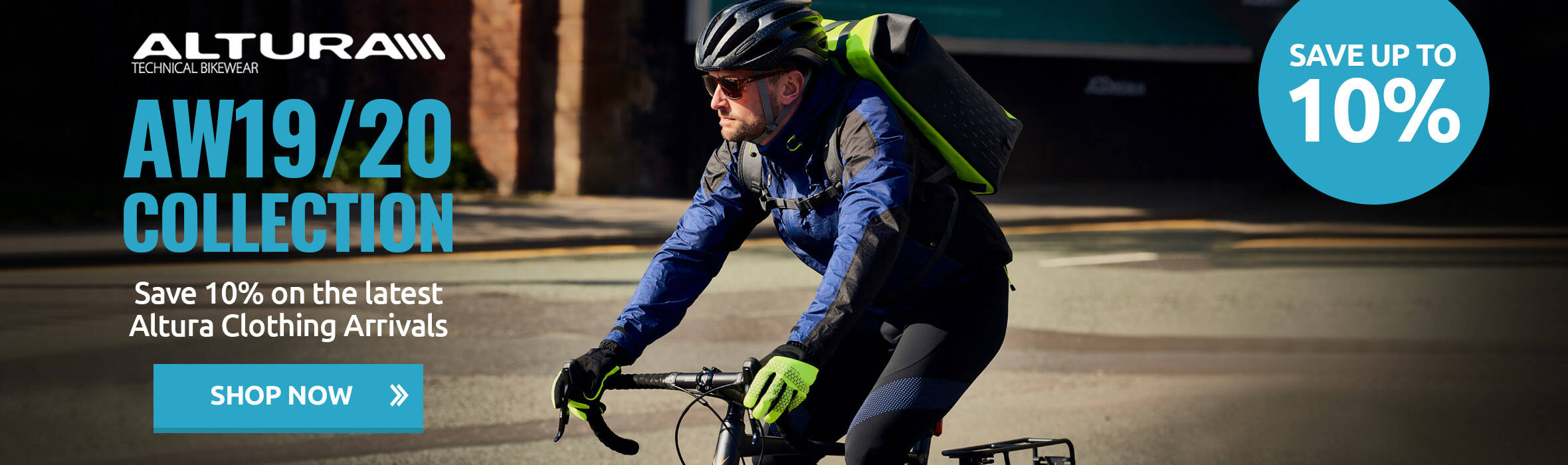 Save up to 10% on Altura AW19/20 Collection