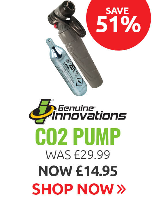 Genuine Innovations CO2 Pump