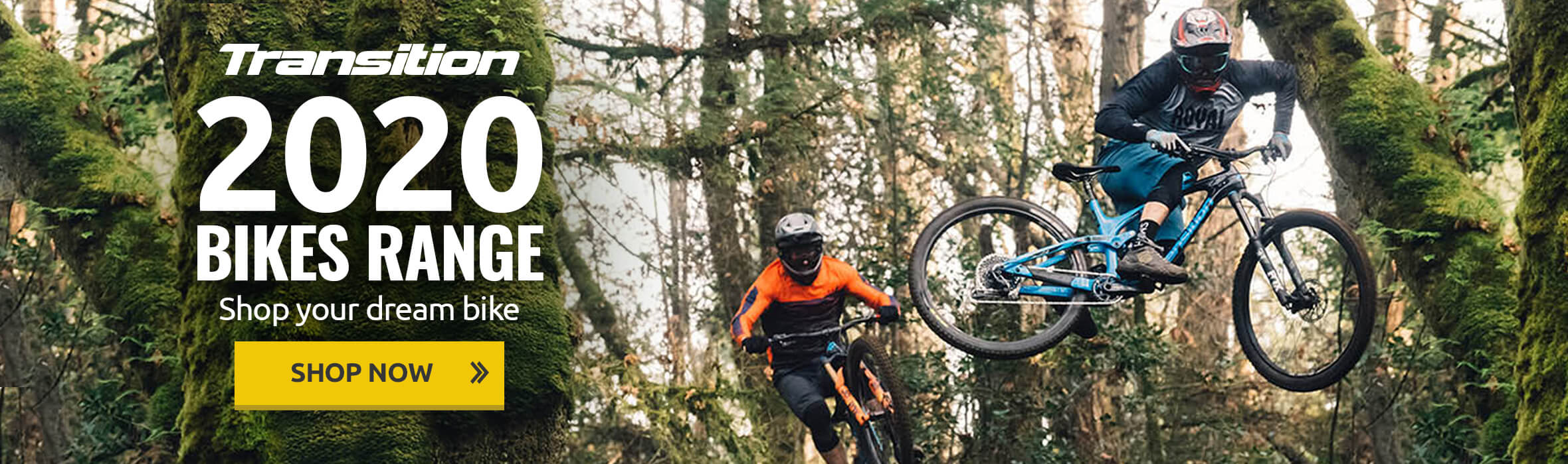 Transition Bikes 2020 Range