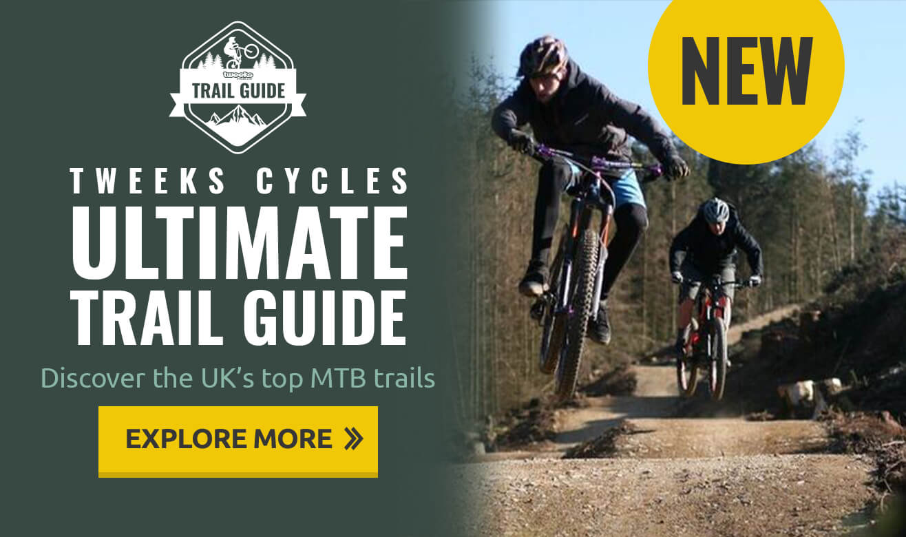 Tweeks Cycles Ultimate Trail Guide