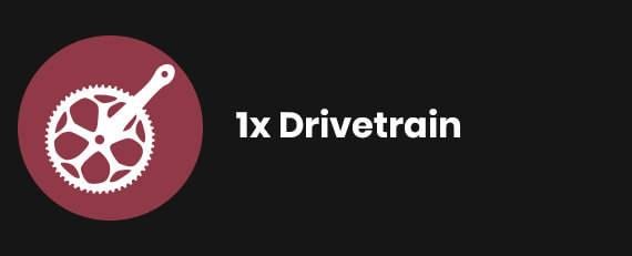 1x drivetrain