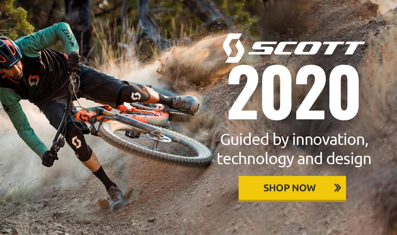 Scott 2020 Bikes