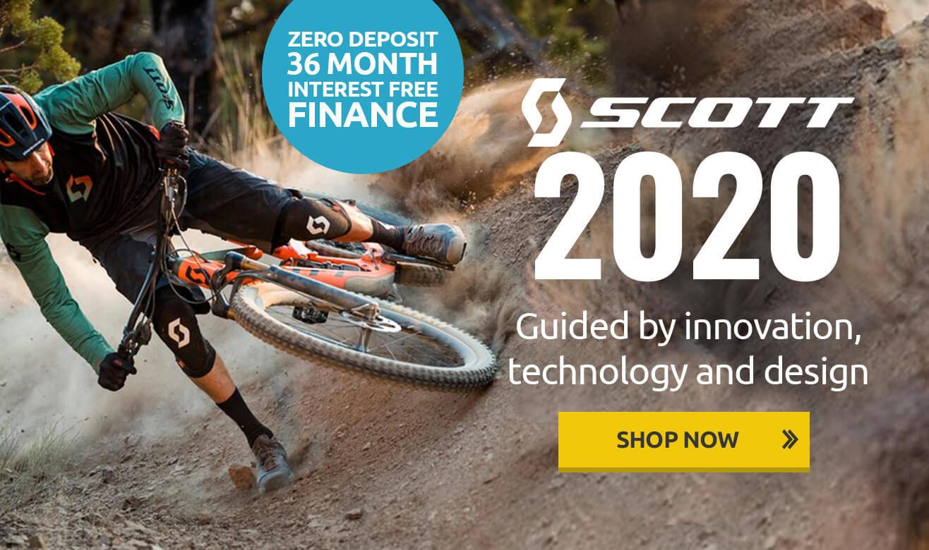 Scott 2020 Bikes - Zero Deposit Interest Free Finance Available
