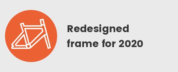 Redesigned Frame for 2020