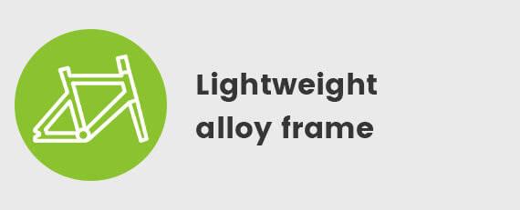Lightweight Alloy Frame