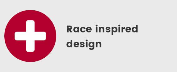 Race inspired design