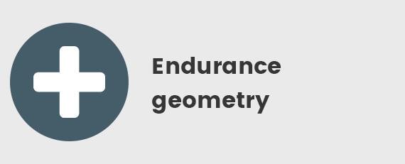 Endurance geometry