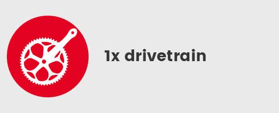 1 x Drivetrain