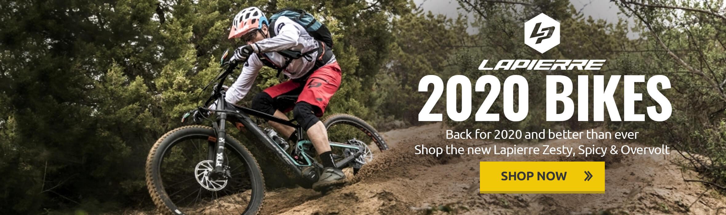 Lapierre 2020 Bikes